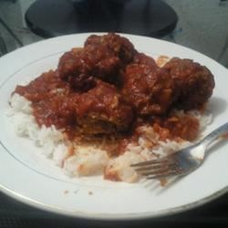 Photo of Australian BBQ Meatballs by STEPH477