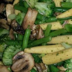 Quick Cajun Vegetables Recipe