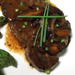 Photo of Beef Tenderloin with Ginger-Shiitake Brown Butter by Ryan Nomura
