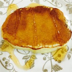 Pineapple Orange Pancakes Recipe