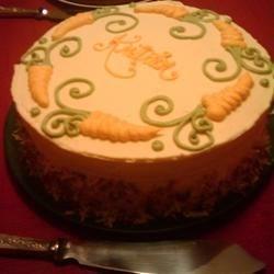 """Mom's """"Sams Famous"""" Carrot Cake"""