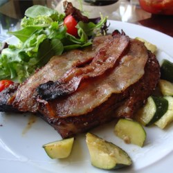 BBQ Rib-Eye - You Won't Believe It! Recipe