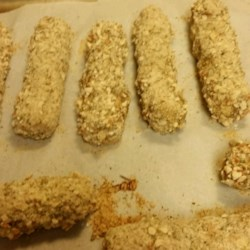 Baked Cheese Sticks Recipe