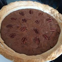 Caribbean Fudge Pie II Recipe