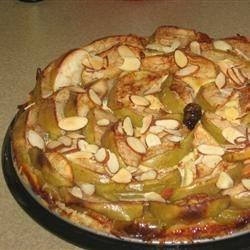 Apple Bavarian Torte (March 25, 2009)