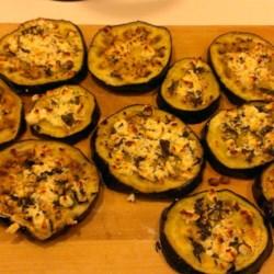 Eggplant with Feta Cheese Recipe