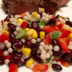 Black Bean and Couscous Salad Recipe