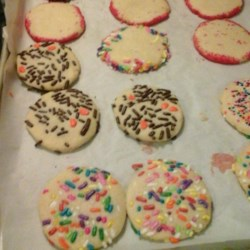 Sweet Butter Cookies Recipe