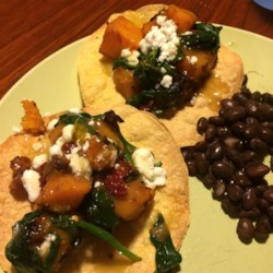 Butternut Squash Enchiladas Recipe