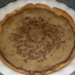 Cinnamon Pie Recipe