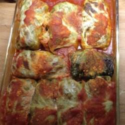 Guluptsie (Cabbage Rolls) Recipe