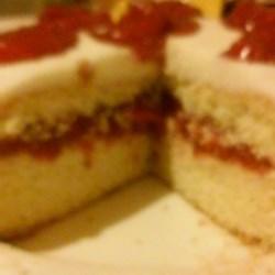 Strawberry Cake Filling Recipe