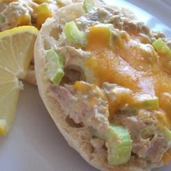 Hot Curried Tuna Sandwiches Recipe