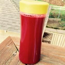 Super Veggie Juice With A Kick Recipe