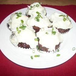 Yummy Meatloaf ( cupcakes)