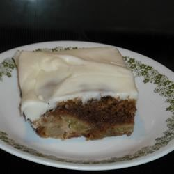 Washington Apple Cake Recipe