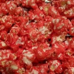 Gelatin-Flavored Popcorn Recipe
