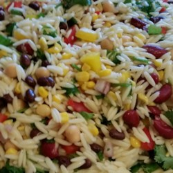 Mexican Orzo Salad Recipe