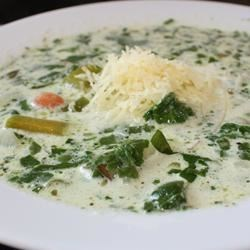 French Spring Soup |