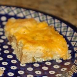 Photo of Green Chili Quiche Squares by Connie  Wilson