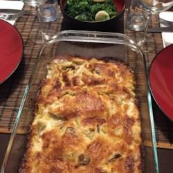 Artichoke Chicken Casserole Recipe