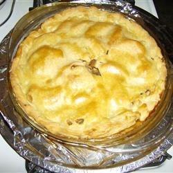 pelicangal's apple pie