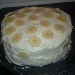 Wonderful Banana Cake Recipe