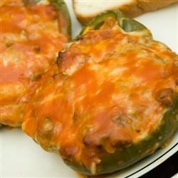 Stuffed Green Peppers I