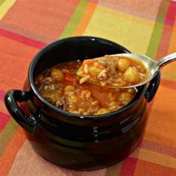 Hearty Sausage Soup Recipe