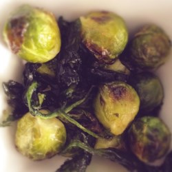 KISS: Keep it Simple (Brussels) Sprouts Recipe