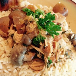 Slow Cooker Parsley Chicken Recipe