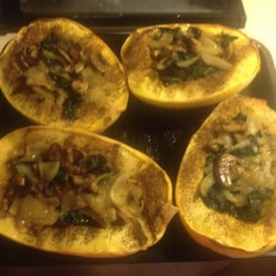 Spicy Spaghetti Squash Recipe