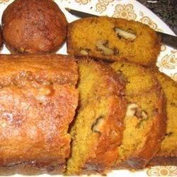 Downeast Maine Pumpkin Bread: 1st Attempt