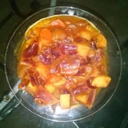 Ethiopian Vegetable Bowl Recipe