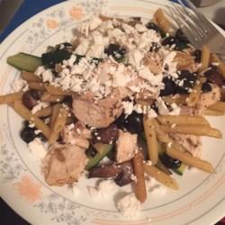 Olive and Feta Pasta Recipe