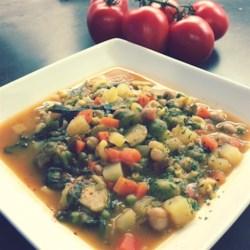 Rosemarie's Italian Style Soup Recipe
