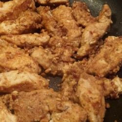 Cajun Chicken Recipe