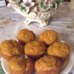 Easy Pumpkin Muffins Recipe