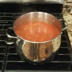 Venus de Milo Soup Recipe