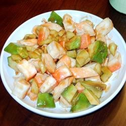 Photo of Crawfish, Crab and Shrimp Ceviche by pamela