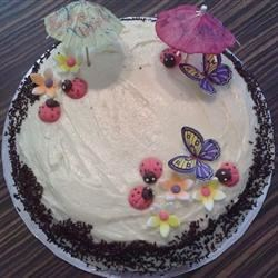 Crazy Cake - Garden of Sunshine