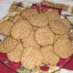 Fast and Easy Israeli Tahini Cookies