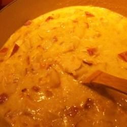Papa Dar's Green Chile and Chicken Corn Chowder Recipe