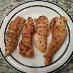 Lemon Thyme Chicken Tenders Recipe