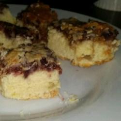 Raspberry Squares I Recipe