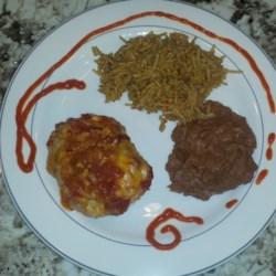 Healthy Mexican Chicken Bake Recipe