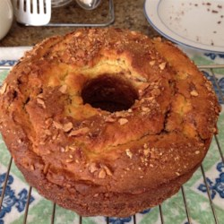 Pistachio Nut Bundt Cake Recipe