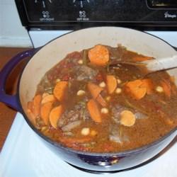 Fasolia (Green Bean Stew) Recipe
