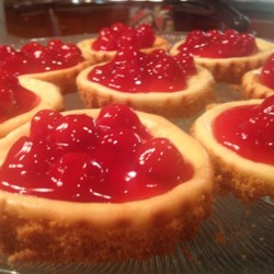 Blanca's Cherry Cheese Tarts Recipe