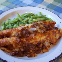 Chili Dog Casserole II Recipe